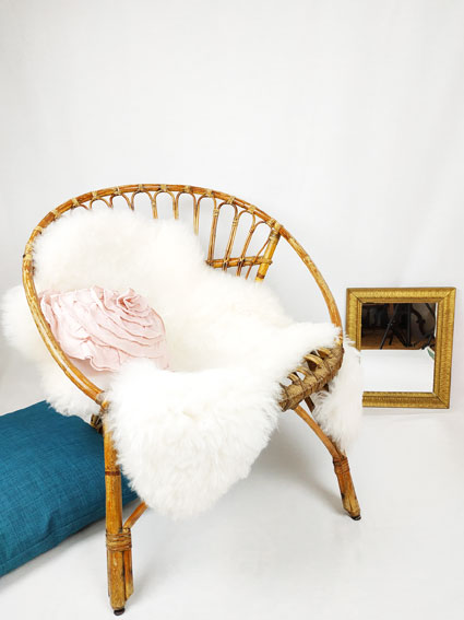 chaise en rotin fabriqémoi